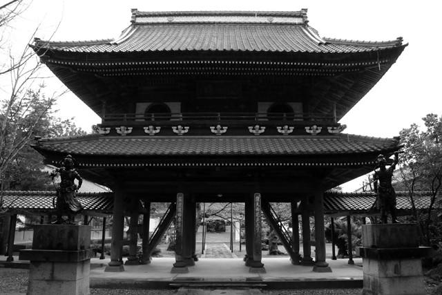 新潟・新潟市の大栄寺で坐禅、読...